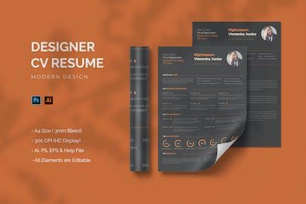 Tech Enterprise - CV Resume