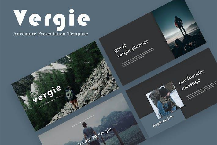 Vergie - Приключения Google Презентация слайдов