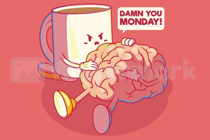 Thumbnail for Monday Brain