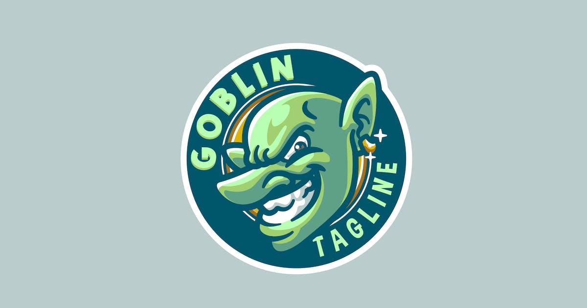 Download Goblin Cartoon logo by febryangraves