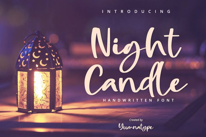 Thumbnail for Night Candle
