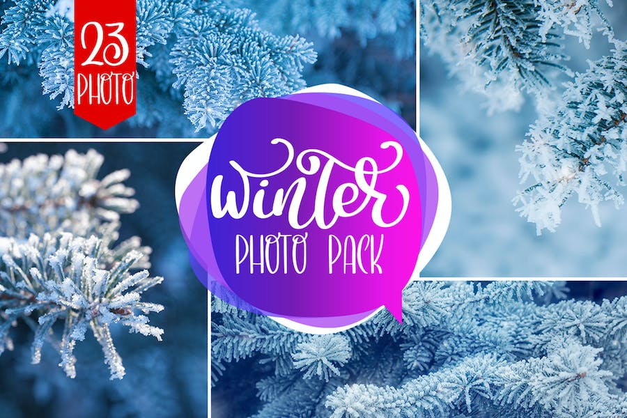 Winter Photo Pack - product preview 0