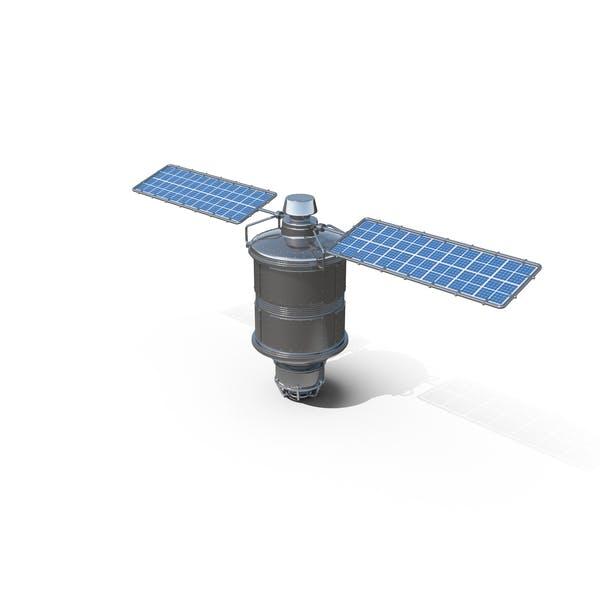 Cover Image for Iridium Satellite