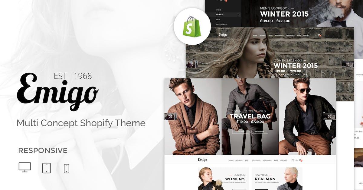 Download Emigo | Multi Concept Shopify Theme by EngoTheme