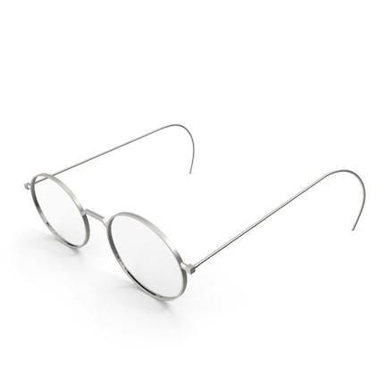 Vintage-Brille