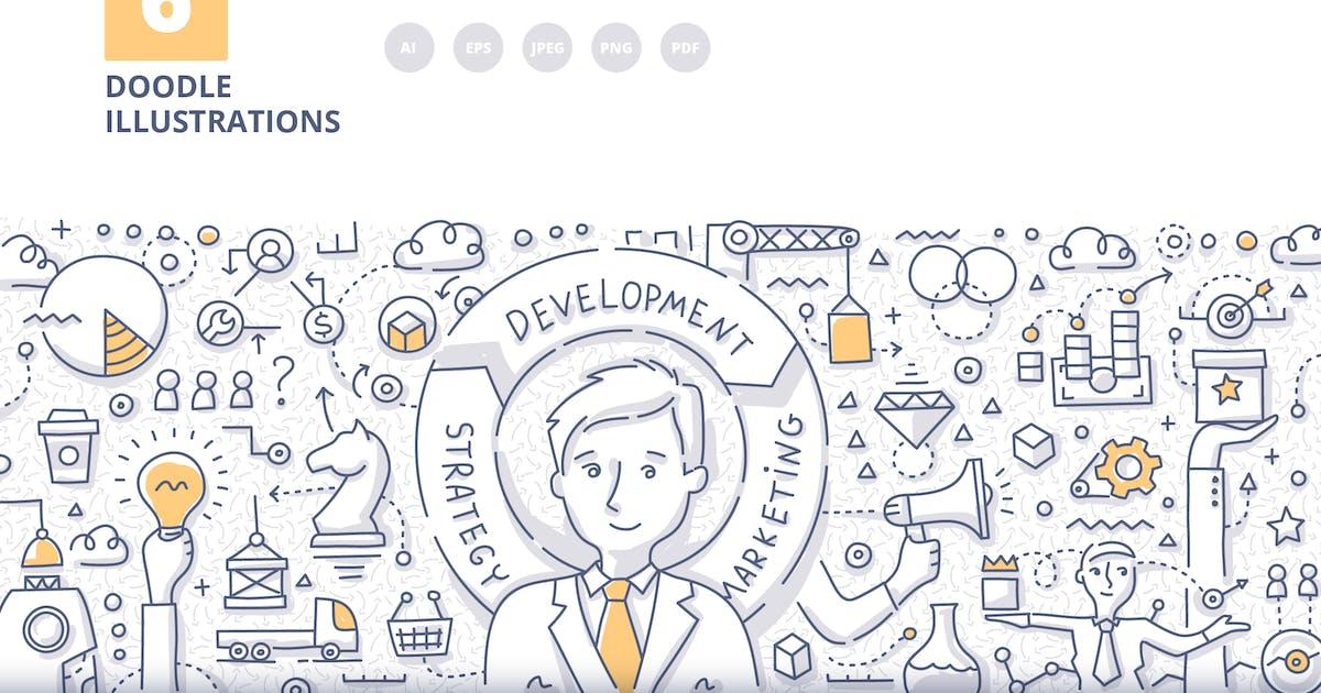 Download 6 Management Concept Illustrations by koctia
