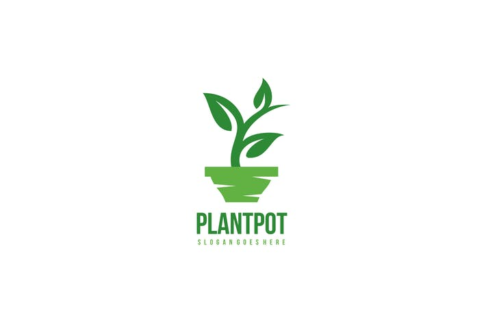 Thumbnail for Plant Pot Logo