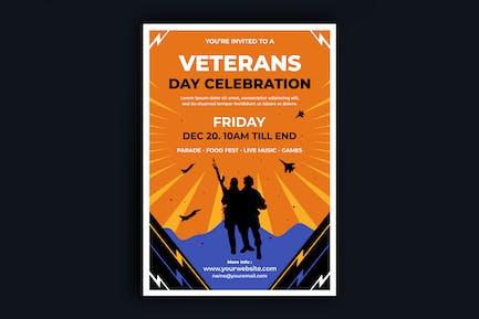 Veteran Day Poster