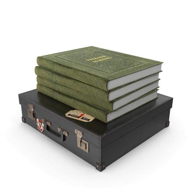 Maleta con Libros