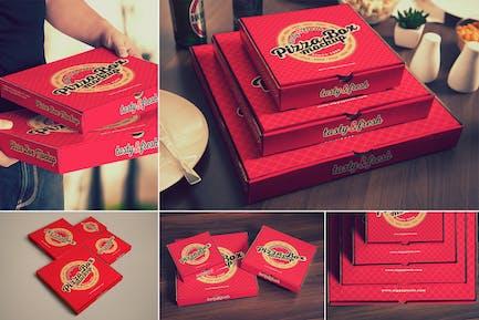 Pizza-Mock-ups