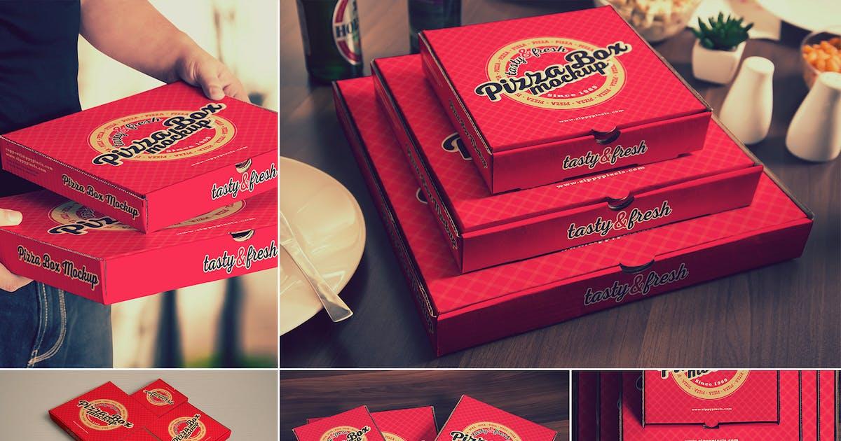Download Pizza Mockups by zippypixels