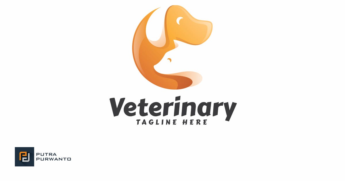 Download Veterinary - Logo Template by putra_purwanto