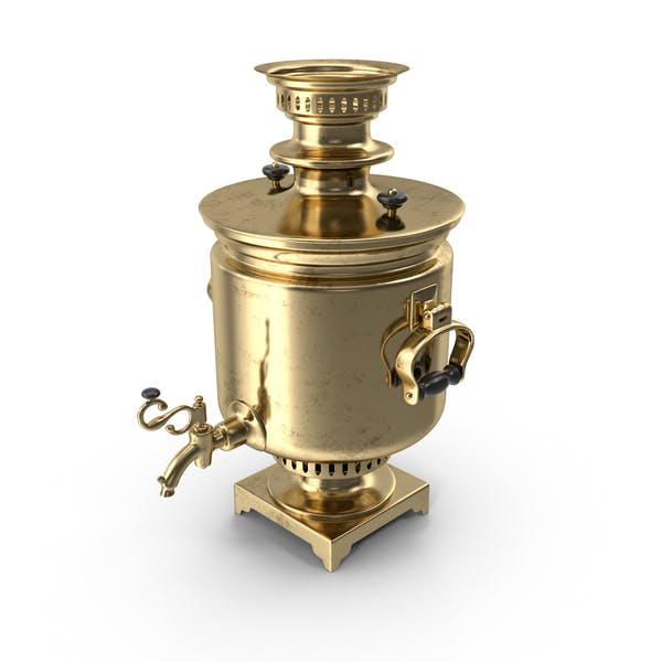 Cover Image for Russian Samovar