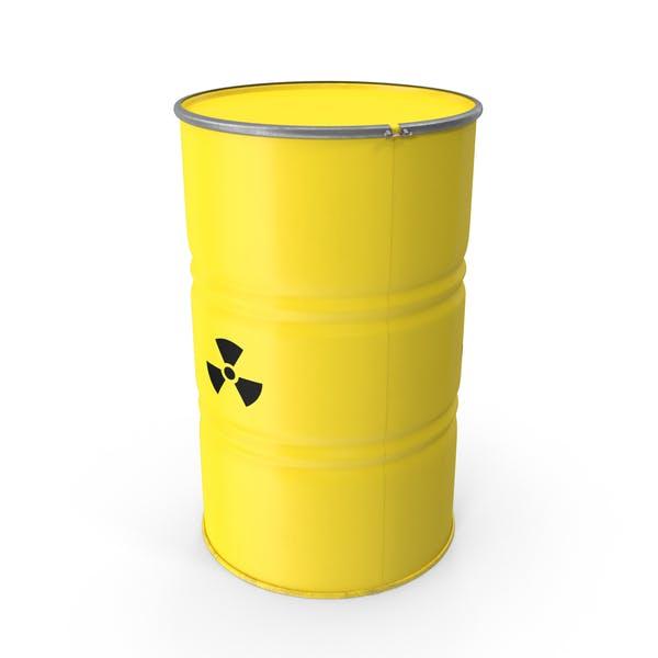 Радиоактивная бочка