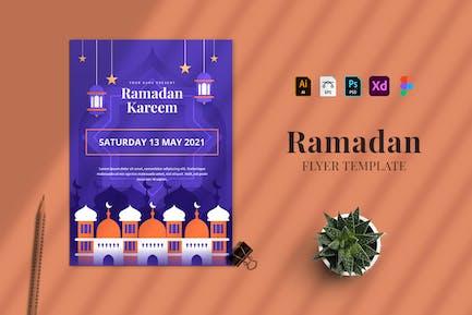 Ramadan kareem Flyer 01