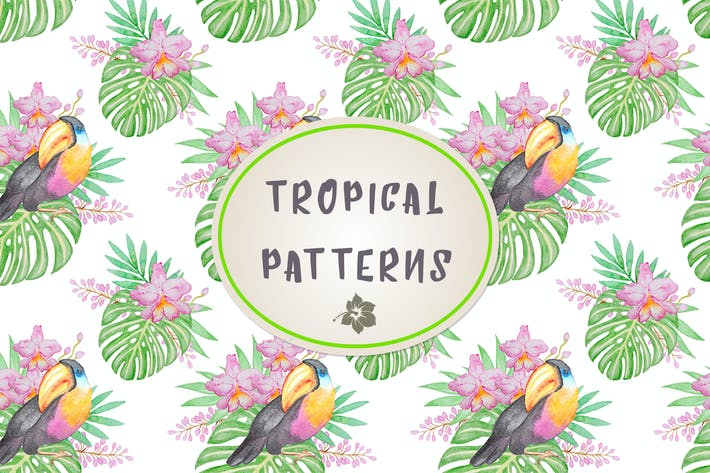 Thumbnail for Set of Tropical Patterns
