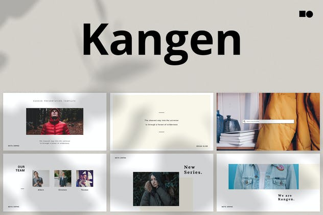 Kangen - Powerpoint