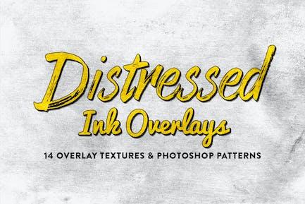 14 Overlays mit Used-Tinte
