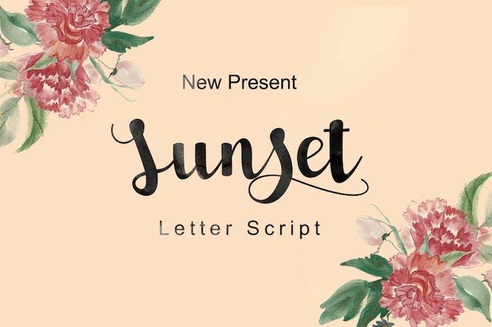 Thumbnail for Sunset Script