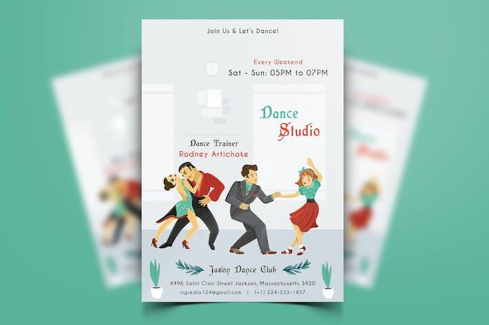 Thumbnail for Dance Flyer-02