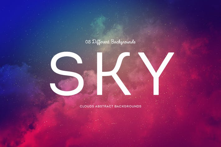 Thumbnail for SKY abstract Backgrounds