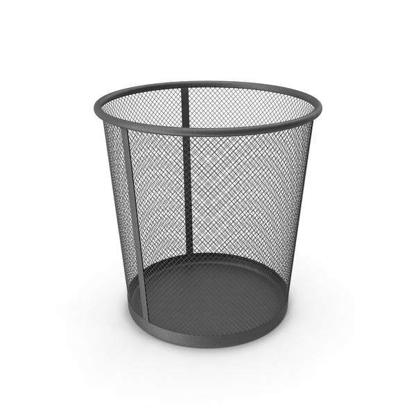 Cover Image for Office Wastebasket