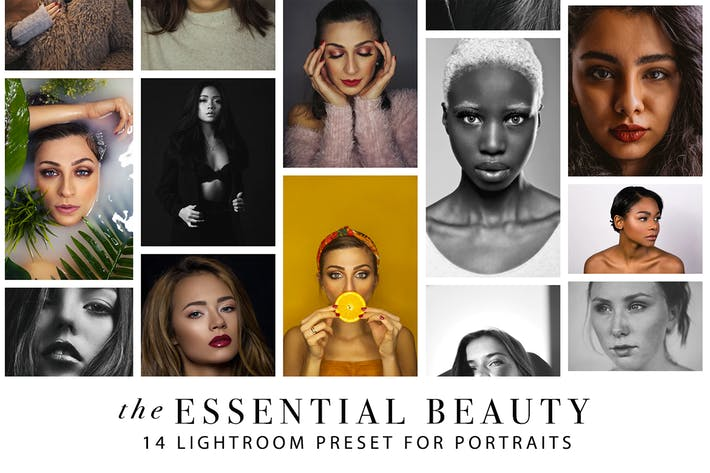 Thumbnail for Lightroom Presets for Portraits