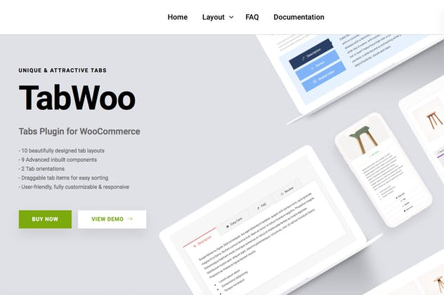TabWoo - Custom Product Tabs for WooCommerce