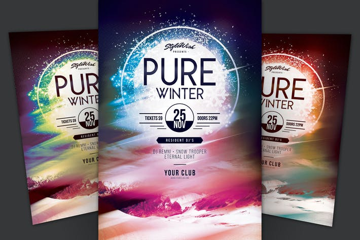 Thumbnail for Pure Winter Flyer
