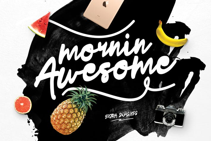 Thumbnail for Mornin Awesome