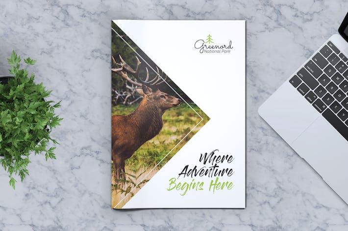 National Park Brochure