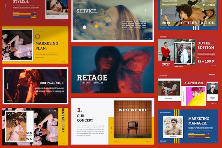 Cover Image For RETAGE - Keynote