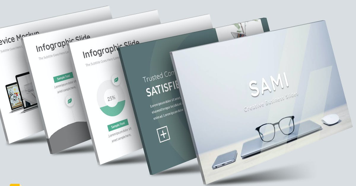 Download Sami - Google Slide Template by Unknow