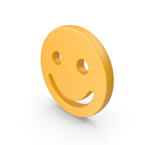 Símbolo de cara sonriente