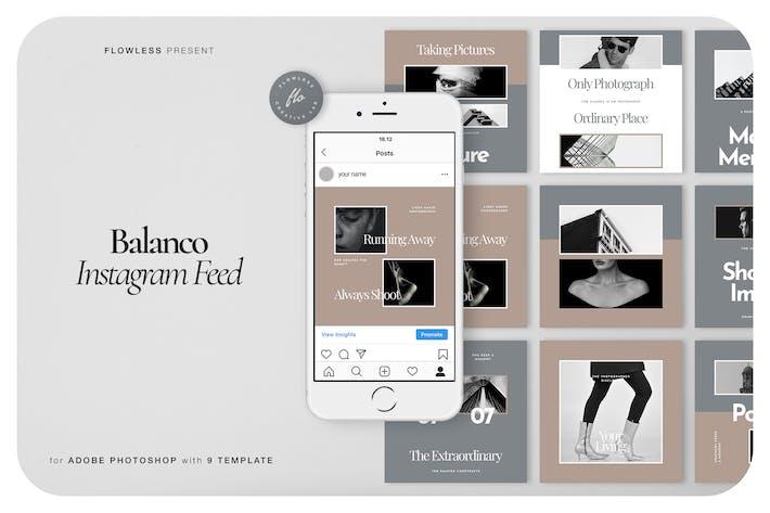 Balanco Instagram Feed