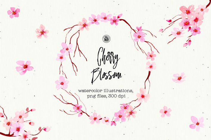 Thumbnail for Cherry Blossom Flowers