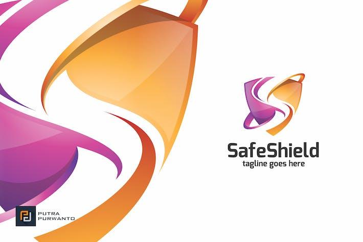 Thumbnail for Safe Shield / S Letter - Logo Template