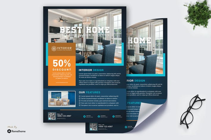 Thumbnail for Interior - Furniture and Decoration Poster HR