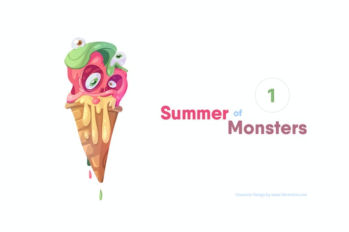 01 Summer of Monsters