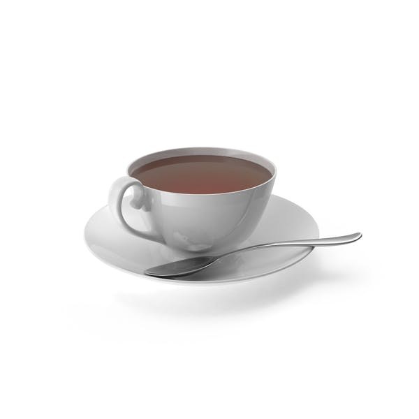 Cover Image for Tea cup with  tea