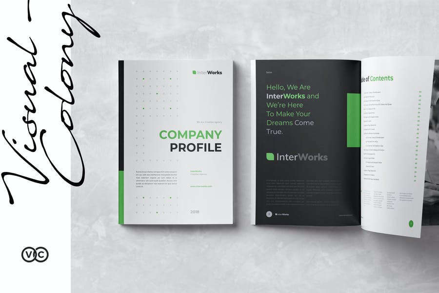 Profil de l'entreprise