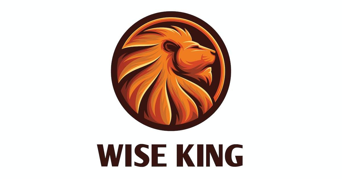 Download Wise King - Lion Logo by Suhandi