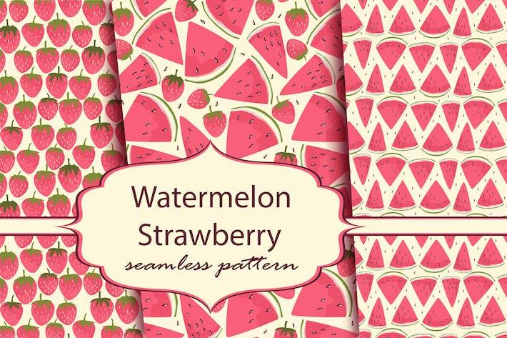 Thumbnail for Pastèque et fraise