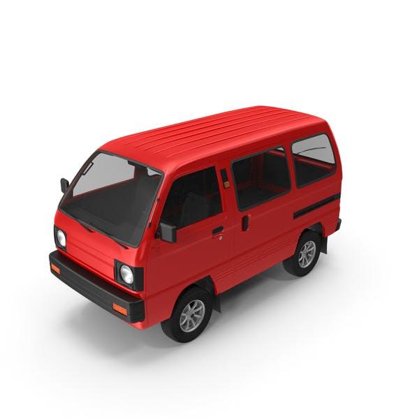 Thumbnail for Microvan