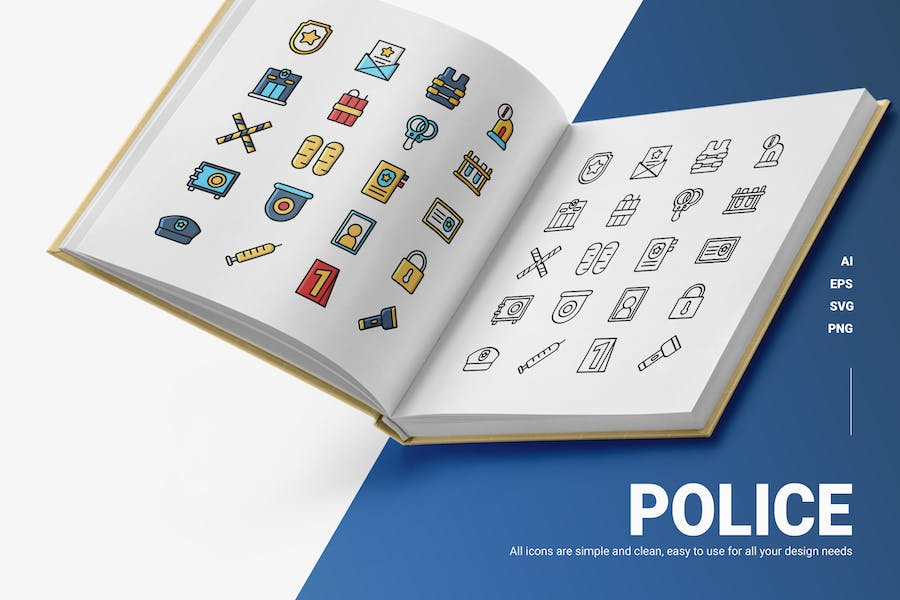 Police - Icons
