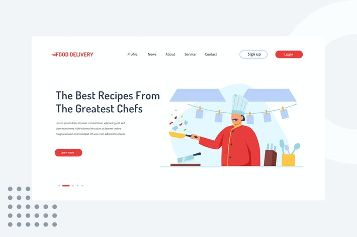 Thumbnail for The best recipes from the greatest chefs