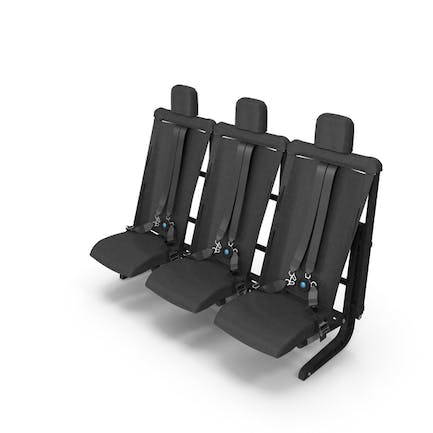 Helicopter Passenger Seats