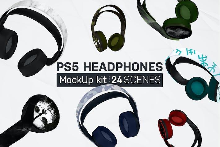Thumbnail for PS5 Headphones Kit