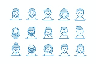 People's Faces