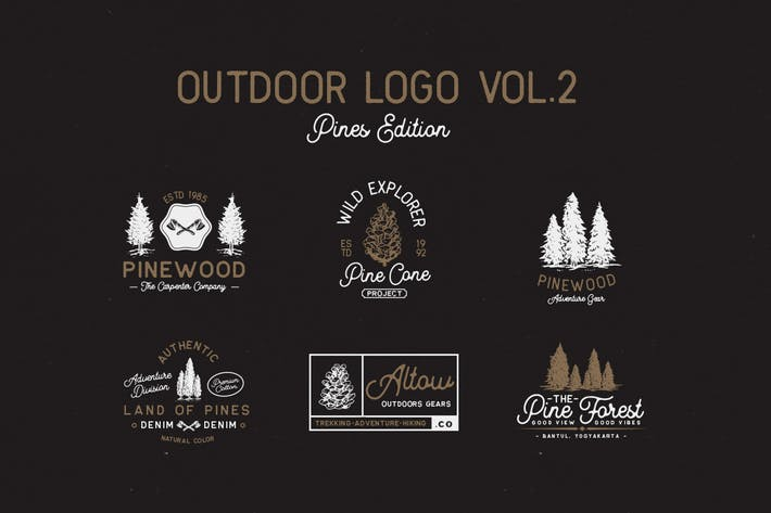 Thumbnail for Outdoor Logo Vol.2